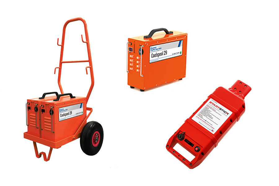 Anlasshilfe / Startbatterien