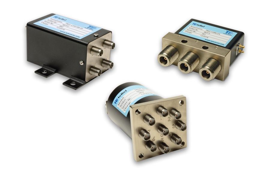 Elektromechanische HF-Relais