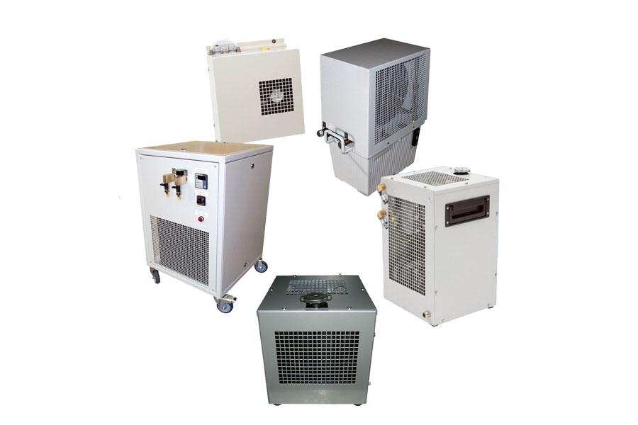 Kapalinová chladicí zařízení