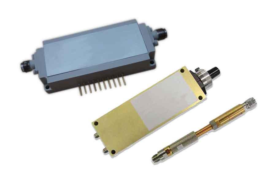 Digital gesteuerte HF-Phasenschieber