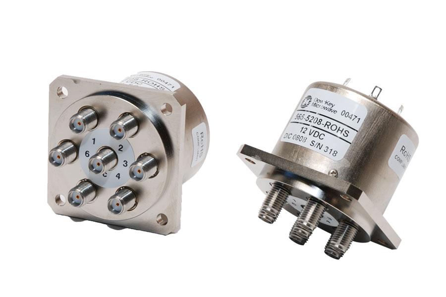 Schalter und Verteilsysteme