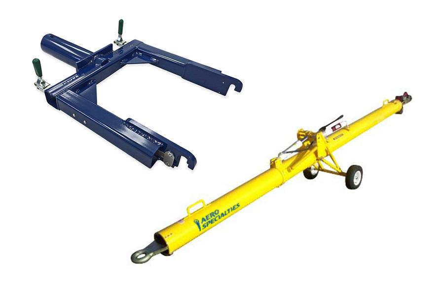 Schleppstangen/-köpfe & Ausrüstung