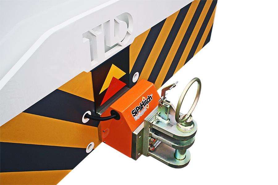 SiPsHitch™ - Lineares Kraftüberwachungssystem