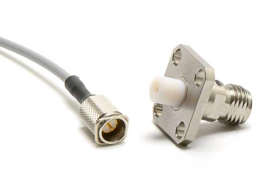 Anschlüsse und HF-Kabel