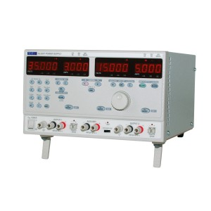 QL355T Bench/System High Precision DC Power Supply, Linear Regulation, Digital Control 2 x 35V/3A or 15V/5A plus 1-6V/3A