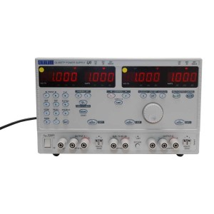 QL355TP Bench/System High Precision DC Power Supply, Linear Regulation, Digital Control 2 x 35/3A or 15V/5A plus 1-6V/3A, USB/RS232/GPIB/LAN