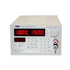 TSX1820P Bench/System DC Power Supply, Single Output, Mixed-mode Regulation 18V/20A, Digital Controls, RS232 & GPIB Interfaces
