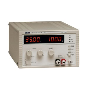 TSX3510P Bench/System DC Power Supply, Single Output, Mixed-mode Regulation 35V/10A, Digital Controls, RS232 & GPIB Interfaces