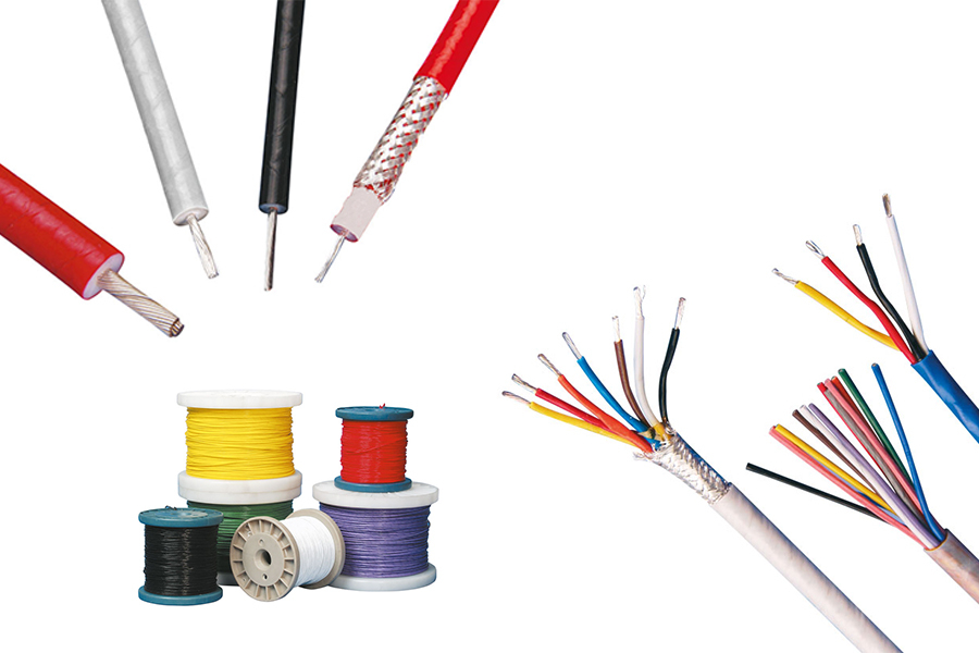 PTFE-Cables